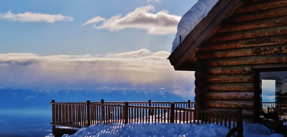 Kootenay Haus at the top of the Kimberley Alpine Resort