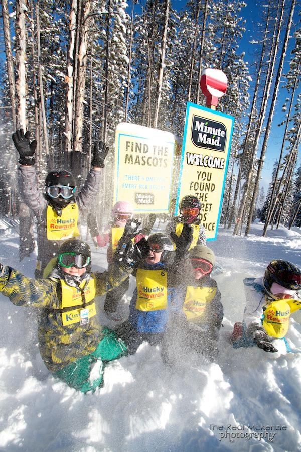 Kids Trail at the Resort