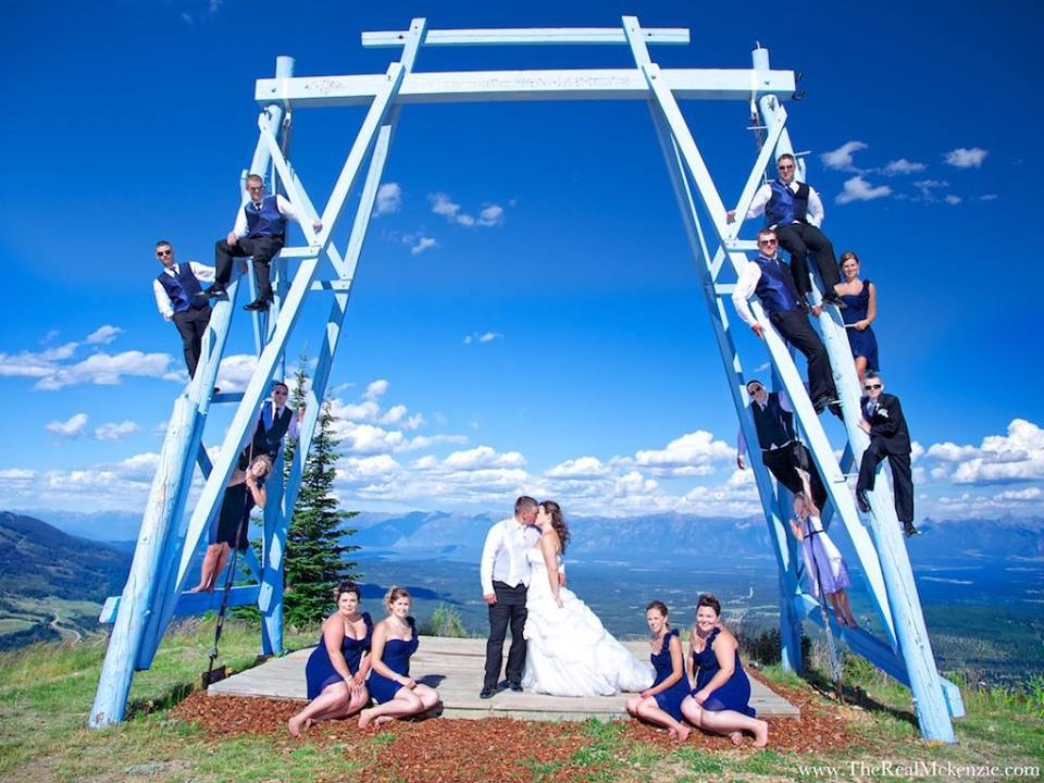 Weddings under the Arch - Spectacular