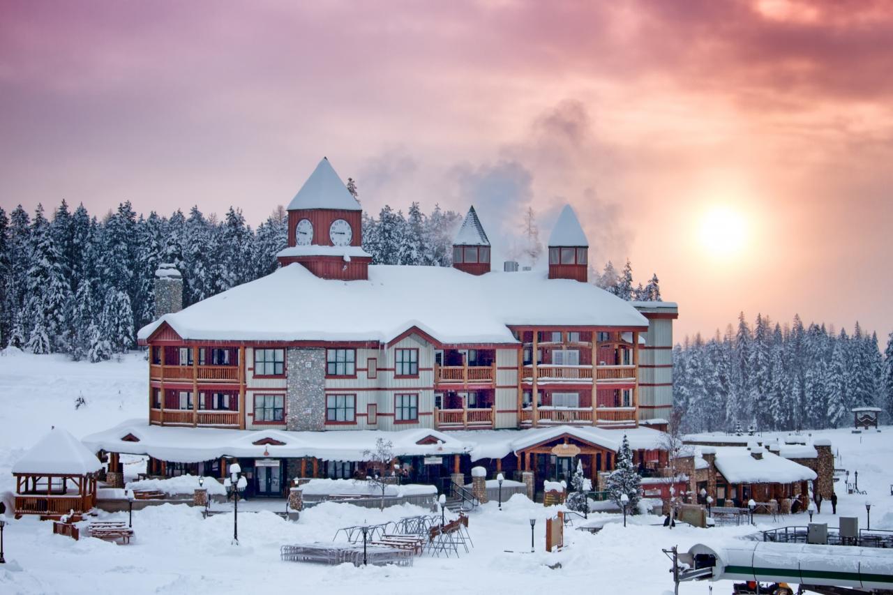 Polaris Lodge