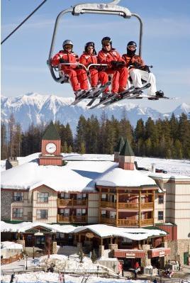Ski in / Ski out