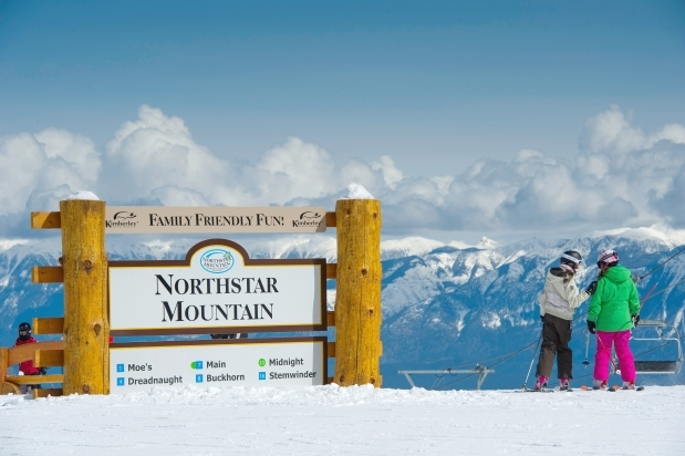 What a view from the top of Kimberley Alpine Resort