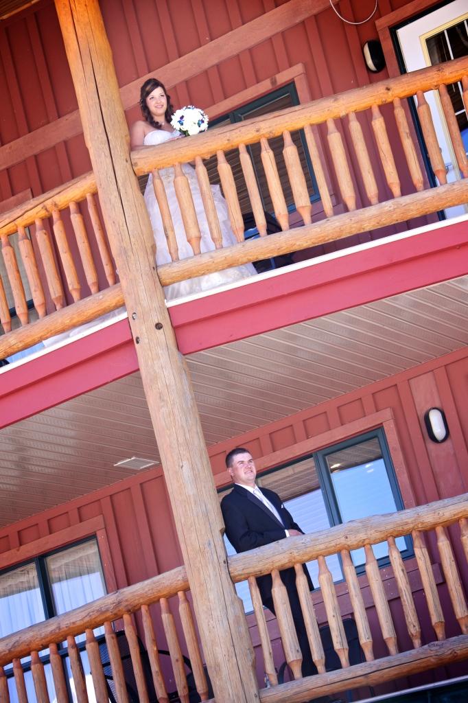 Balconies at Polaris Lodge