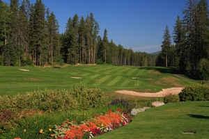 #18 Trickle Creek Golf Resort